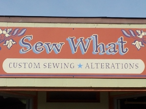 sew what 2