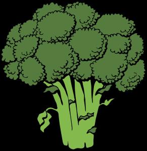 broccoli cartoon