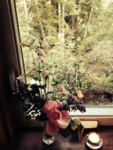 retreat photo w:flowers